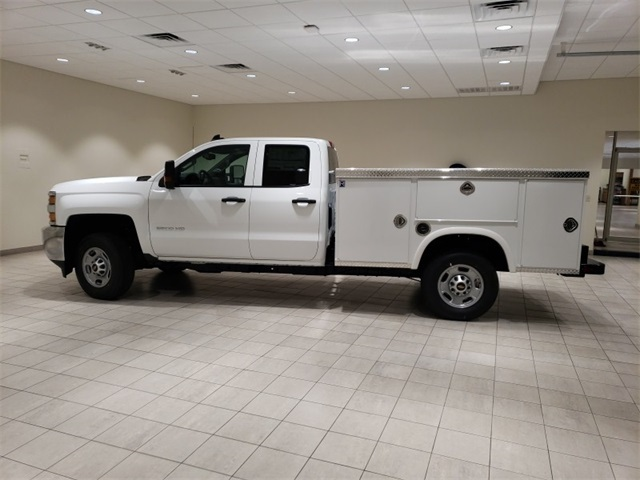 2019 Silverado 2500 Double Cab 4x2,  Royal Service Body #45260 - photo 5