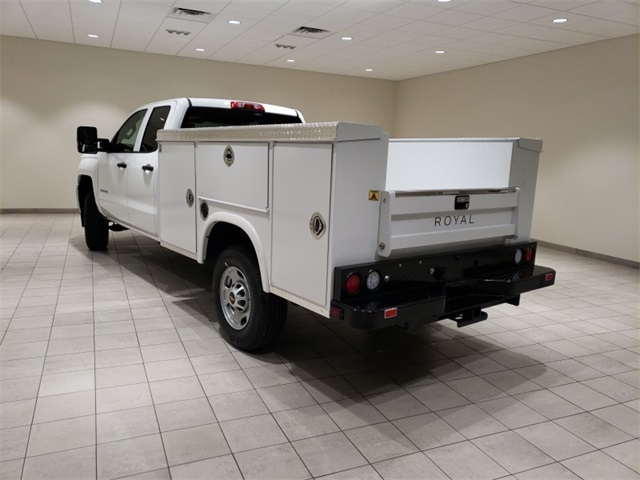 2019 Silverado 2500 Double Cab 4x2,  Royal Service Body #45260 - photo 2