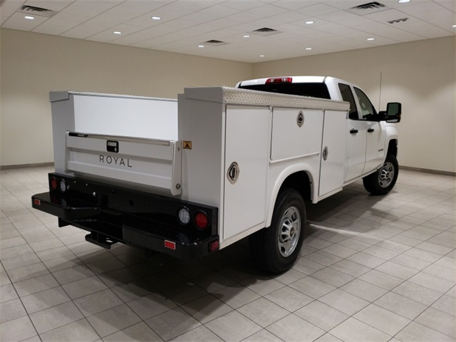 2019 Silverado 2500 Double Cab 4x2,  Royal Service Body #45260 - photo 7