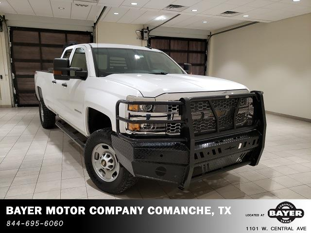 2019 Silverado 2500 Double Cab 4x4,  Pickup #45269 - photo 3