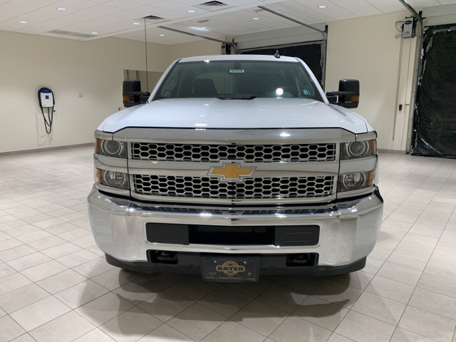 2019 Silverado 2500 Double Cab 4x4,  Pickup #45269 - photo 4