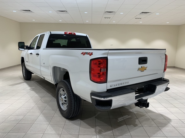 2019 Silverado 2500 Double Cab 4x4,  Pickup #45269 - photo 2