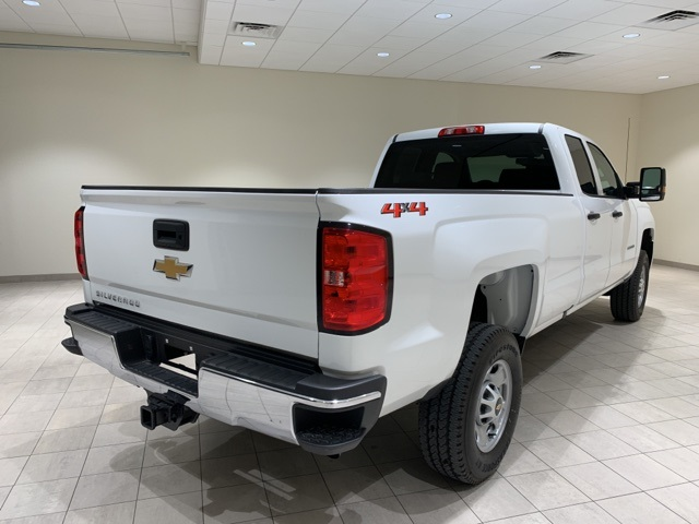 2019 Silverado 2500 Double Cab 4x4,  Pickup #45269 - photo 7