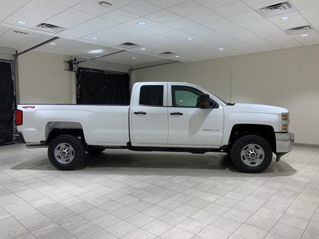 2019 Silverado 2500 Double Cab 4x4,  Pickup #45269 - photo 8