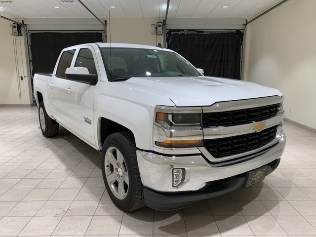 2018 Silverado 1500 Crew Cab 4x2,  Pickup #45308 - photo 3