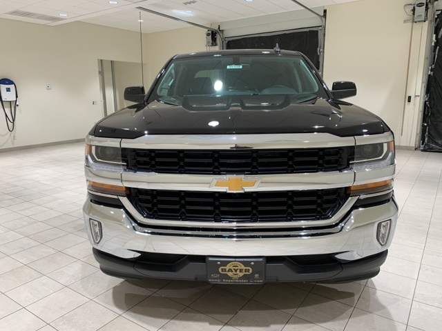 2018 Silverado 1500 Crew Cab 4x2,  Pickup #45320 - photo 4