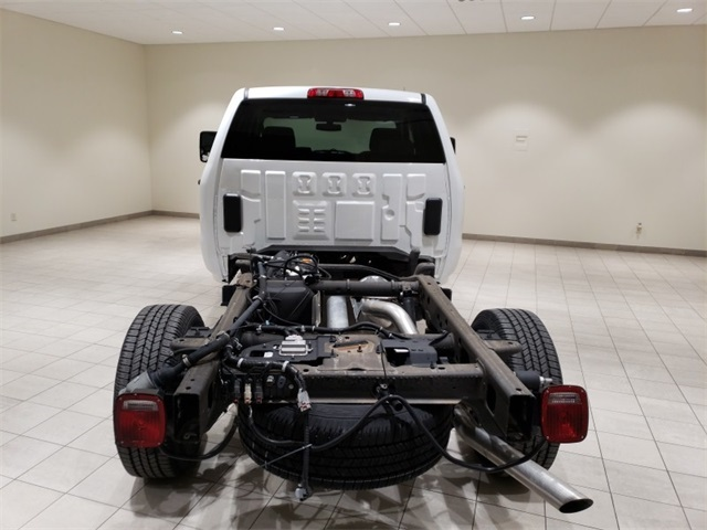 2018 Silverado 3500 Double Cab 4x4,  Cab Chassis #45379 - photo 19
