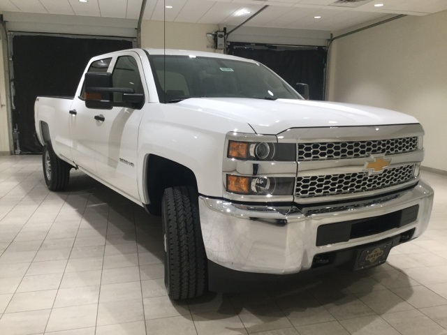 2019 Silverado 2500 Crew Cab 4x4,  Pickup #45385 - photo 3