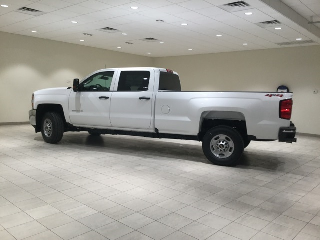 2019 Silverado 2500 Crew Cab 4x4,  Pickup #45385 - photo 5
