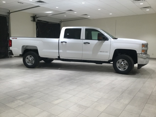 2019 Silverado 2500 Crew Cab 4x4,  Pickup #45385 - photo 8