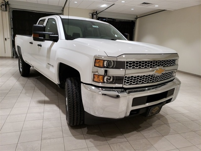 2019 Silverado 2500 Double Cab 4x4,  Pickup #45395 - photo 3