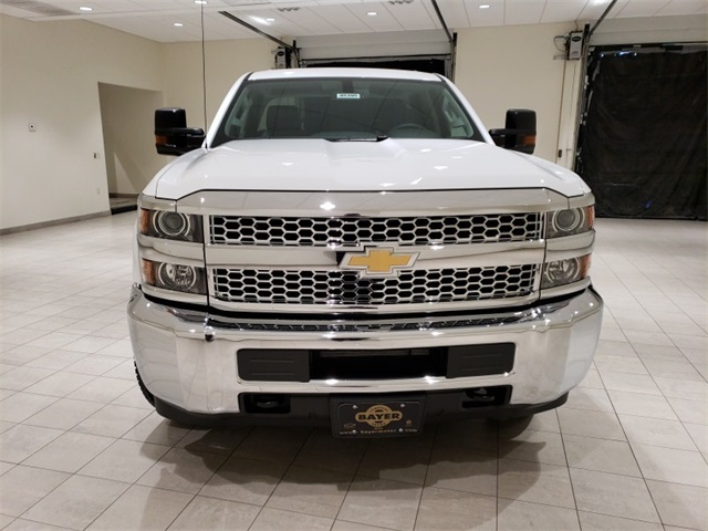 2019 Silverado 2500 Double Cab 4x4,  Pickup #45395 - photo 4