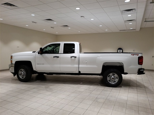 2019 Silverado 2500 Double Cab 4x4,  Pickup #45395 - photo 5