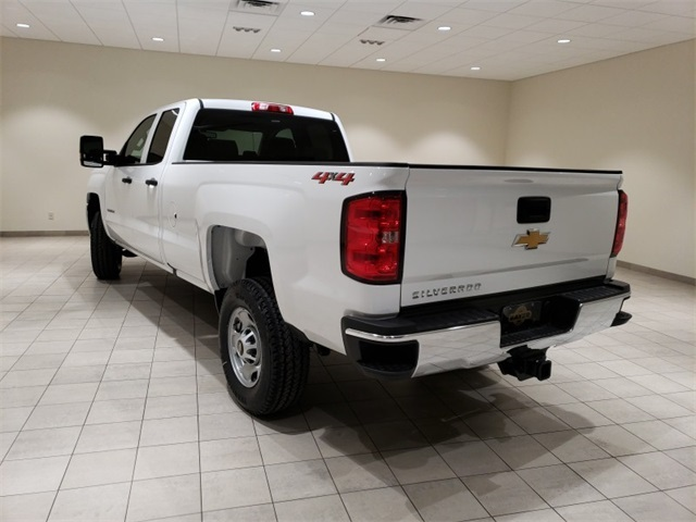 2019 Silverado 2500 Double Cab 4x4,  Pickup #45395 - photo 2