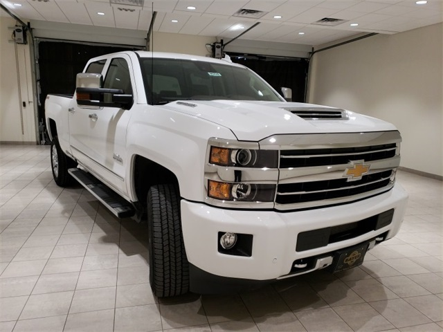2019 Silverado 2500 Crew Cab 4x4,  Pickup #45439 - photo 3