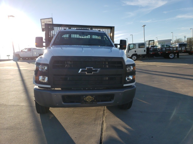 2019 Chevrolet Silverado 6500 Regular Cab DRW 4x2, CM Truck Beds PL Model Stake Bed #45810 - photo 4