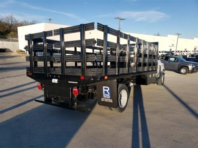 2019 Chevrolet Silverado 6500 Regular Cab DRW 4x2, CM Truck Beds PL Model Stake Bed #45810 - photo 7