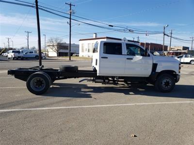 2020 Chevrolet Silverado 4500 Crew Cab DRW 4x2, Cab Chassis #46608 - photo 8
