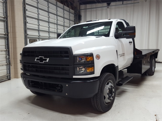 2020 Chevrolet Silverado 4500 Regular Cab DRW 4x2, Cab Chassis #47085 - photo 1