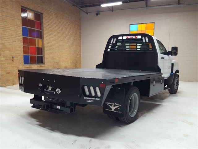 2020 Chevrolet Silverado 4500 Regular Cab DRW 4x2, Cab Chassis #47085 - photo 7