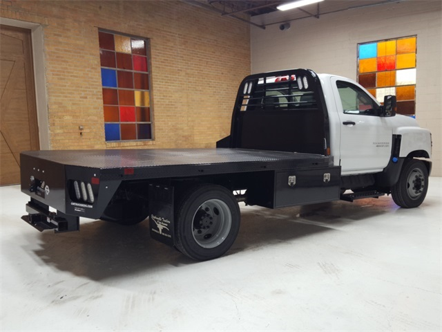 2020 Chevrolet Silverado 4500 Regular Cab DRW 4x2, Cab Chassis #47085 - photo 8