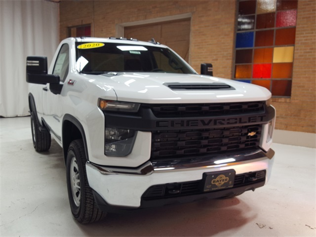 2020 Chevrolet Silverado 3500 Regular Cab 4x4, Pickup #47379 - photo 3
