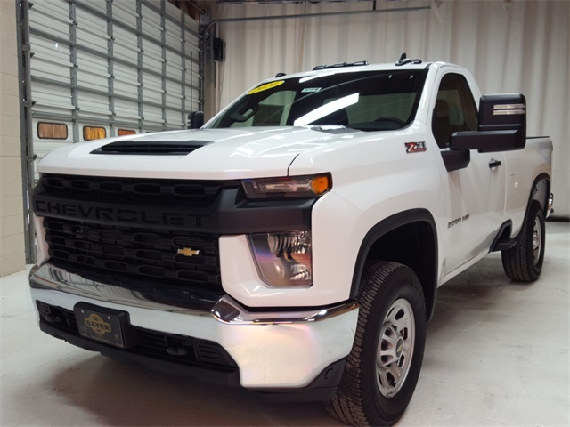 2020 Chevrolet Silverado 3500 Regular Cab 4x4, Pickup #47379 - photo 1