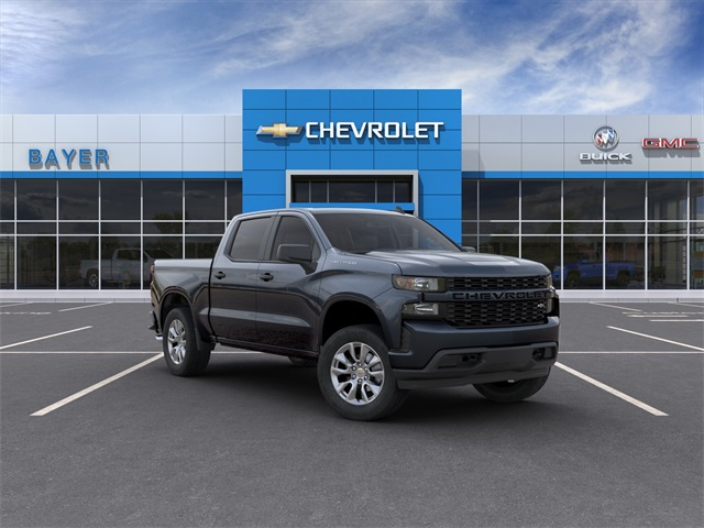2020 Chevrolet Silverado 1500 Crew Cab 4x2, Pickup #47396 - photo 3