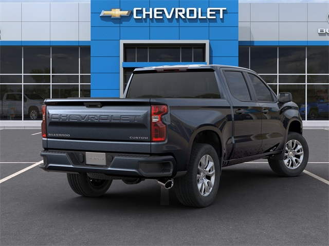2020 Chevrolet Silverado 1500 Crew Cab 4x2, Pickup #47396 - photo 4