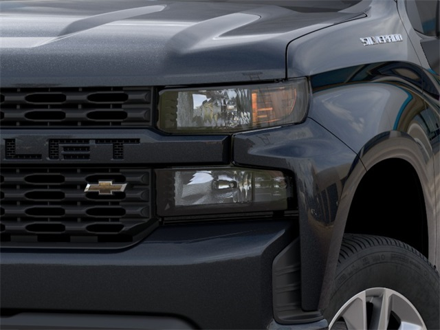 2020 Chevrolet Silverado 1500 Crew Cab 4x2, Pickup #47396 - photo 8