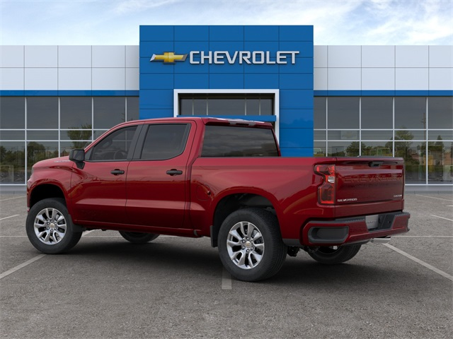 2020 Chevrolet Silverado 1500 Crew Cab 4x2, Pickup #47398 - photo 2