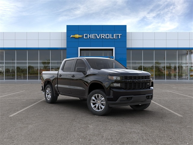 2020 Chevrolet Silverado 1500 Crew Cab 4x2, Pickup #47616 - photo 3
