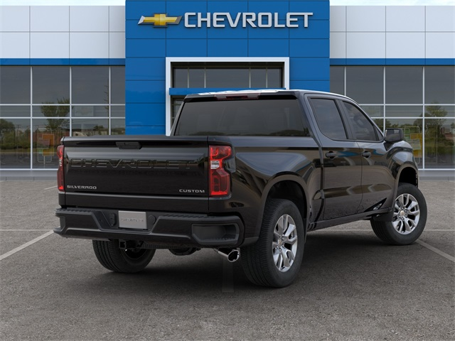 2020 Chevrolet Silverado 1500 Crew Cab 4x2, Pickup #47616 - photo 4