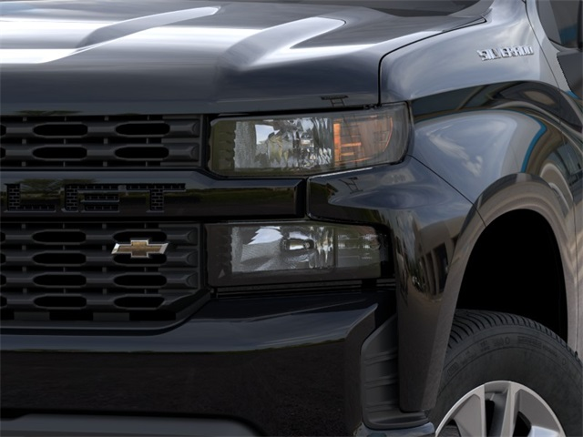 2020 Chevrolet Silverado 1500 Crew Cab 4x2, Pickup #47616 - photo 8