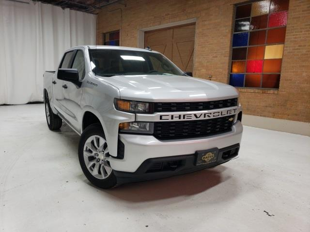 2020 Chevrolet Silverado 1500 Crew Cab 4x2, Pickup #47688 - photo 4