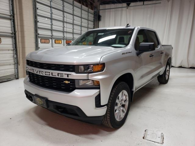 2020 Chevrolet Silverado 1500 Crew Cab 4x2, Pickup #47688 - photo 1