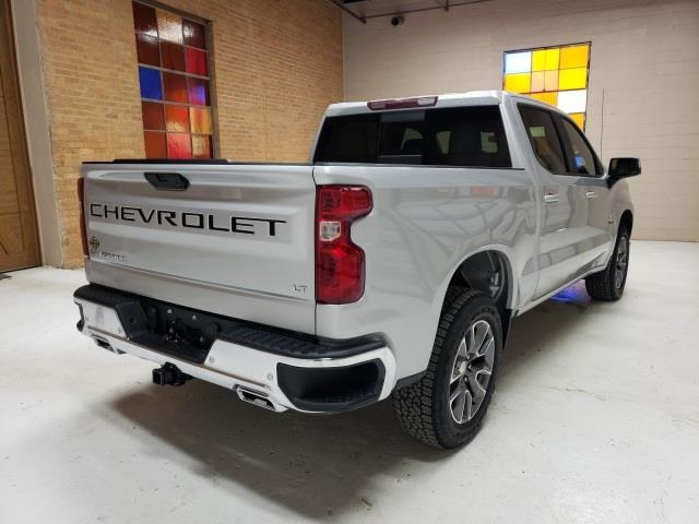 2020 Chevrolet Silverado 1500 Crew Cab 4x4, Pickup #47847 - photo 7