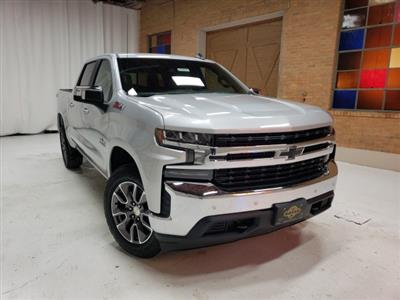 2020 Chevrolet Silverado 1500 Crew Cab 4x4, Pickup #47847 - photo 3