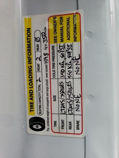 2020 Chevrolet Express 3500 4x2, Cutaway Van #47854 - photo 20