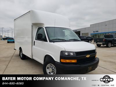 2020 Chevrolet Express 3500 4x2, Cutaway Van #47854 - photo 1