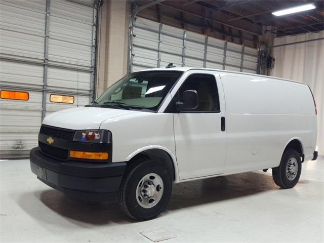 2020 Chevrolet Express 2500 4x2, Empty Cargo Van #47855 - photo 1