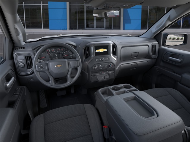 2021 Chevrolet Silverado 1500 Crew Cab 4x2, Pickup #47856 - photo 12