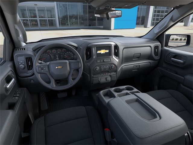 2020 Chevrolet Silverado 1500 Crew Cab 4x2, Pickup #47912 - photo 10