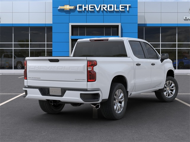 2020 Chevrolet Silverado 1500 Crew Cab 4x2, Pickup #47912 - photo 2