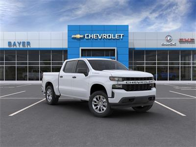 2020 Chevrolet Silverado 1500 Crew Cab 4x2, Pickup #47912 - photo 1