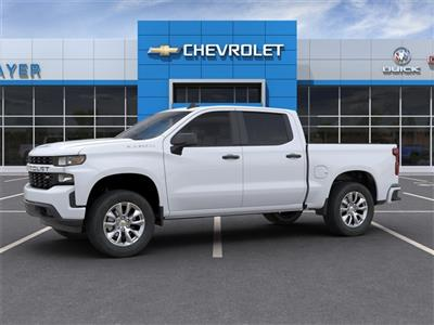 2020 Chevrolet Silverado 1500 Crew Cab 4x2, Pickup #47912 - photo 3