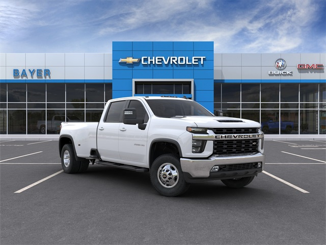 2020 Chevrolet Silverado 3500 Crew Cab 4x4, Pickup #47928 - photo 4