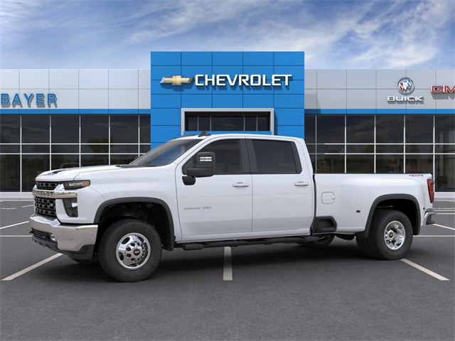 2020 Chevrolet Silverado 3500 Crew Cab 4x4, Pickup #47928 - photo 1