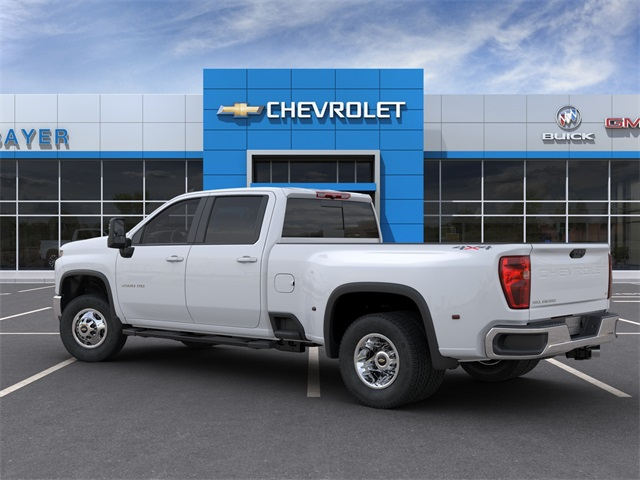 2020 Chevrolet Silverado 3500 Crew Cab 4x4, Pickup #47928 - photo 2