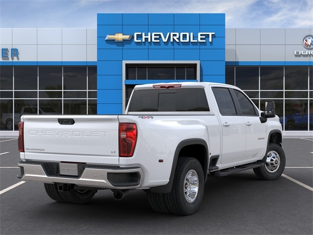 2020 Chevrolet Silverado 3500 Crew Cab 4x4, Pickup #47928 - photo 3
